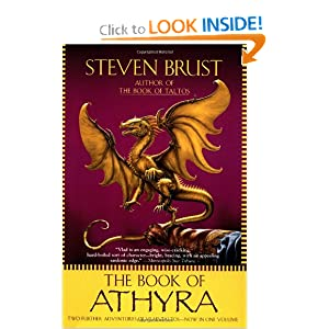 The Book of Athyra (Jhereg) by Steven Brust