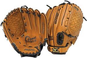 Mizuno Prospect GPL1153 Youth Baseball Glove (Peanut, 11.5-Inch, Left-Handed Throw)