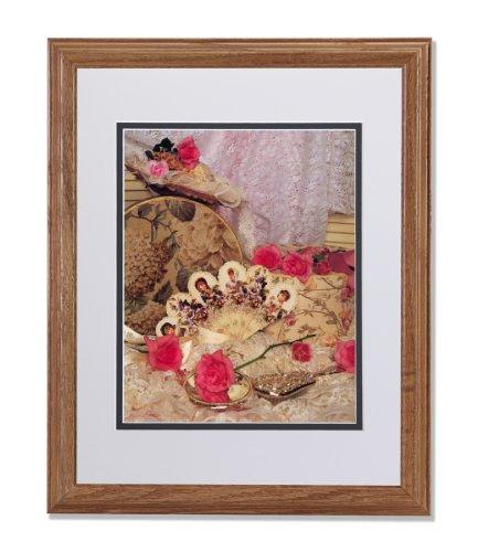 Oak Bedroom Vanity front-1078730
