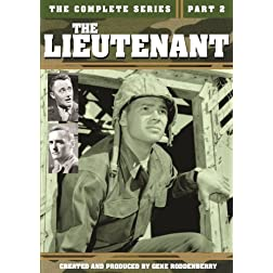 The Lieutenant - The Complete Series, Part 2
