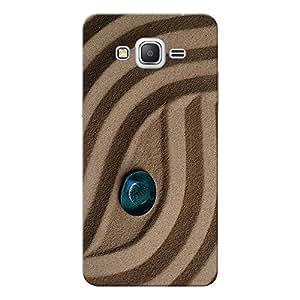 Inkif Printed Designer Case Mobile Back Cover For Samsung Galaxy Grand Prime