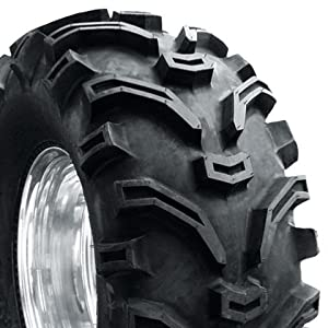 Kenda K299 Bear Claw Tire - Front/Rear - 24x11x10, Position: Front/Rear, Tire Type: ATV/UTV, Tire Application: All-Terrain, Tire Ply: 6, Tire Size: 24x11x10, Rim Size: 10, Tire Construction: Bias 082991089C1