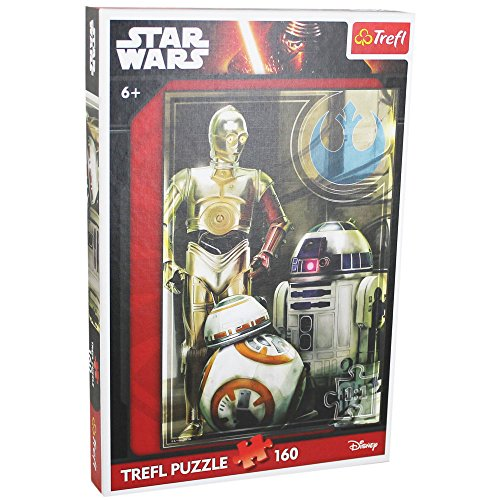 Puzzle 160 Star Wars Droidy