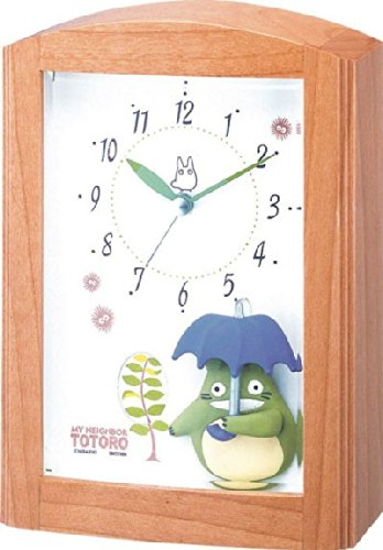My Neighbor Totoro clock Totoro R752N4RM752MN06