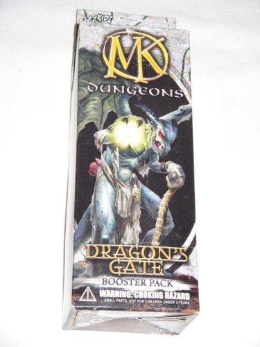 Imagen de Wizkids Mage Knight Dungeons Puerta del Dragón Booster Pack