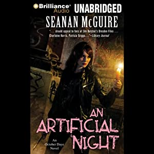 An Artificial Night: An October Daye Novel, Book 3 | [Seanan McGuire]