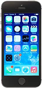 Apple iPhone 5s 16GB Space Grey SIM-Free Smartphone