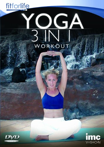 Yoga 3 in 1 - 3 x 20 Minute Workouts - Hatha & Ashtanga Yoga - Fit for Life Series [DVD]