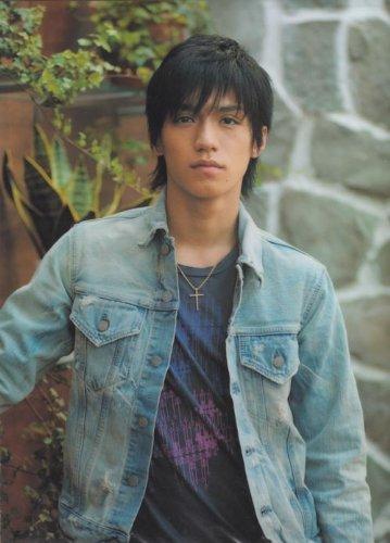 クリアファイル ★ 錦戸亮 2007-2008 「NEWS CONCERT TOUR