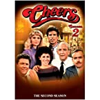 Cheers: The Complete Second Season DVD Set