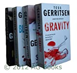 Tess Gerritsen Tess Gerritsen - Crime Thrillers - 4 books: Gravity / Bloodstream / Girl Missing / Life Support rrp £27.96