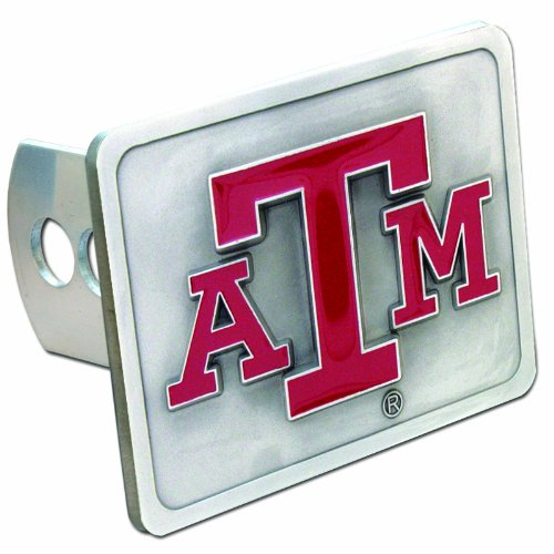 Best Prices! Texas A&M Aggies College Trailer Hitch Cover