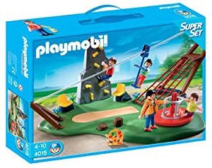 Playmobil SuperSet 4015 Playground