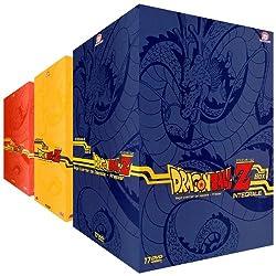 Dragon Ball Z - Intégrale Collector (remasterisée et non censurée) - Pack 3 Coffrets (43 DVD)