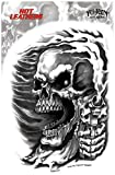 Hot Leathers - Assassin Skull - Sticker / Decal