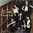I miss you/THE FUTURE(���񐶎Y�����A)(DVD�t)
