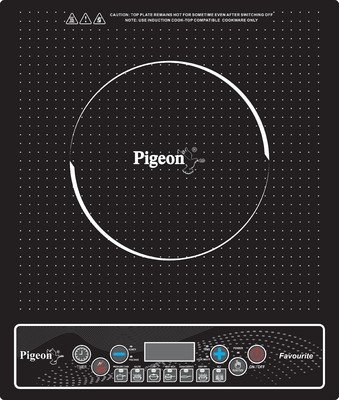 Pigeon Favourite 1800-Watt Induction Cooktop at Rs.1539