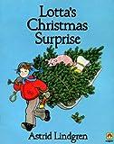 Lotta's Christmas Surprise Pb (0416886000) by Lindgren, Astrid
