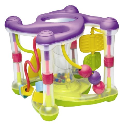 MotorMax Fun Time Activity Cube