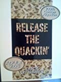 Duck Dynasty Camouflage Release The Quackin' Adult Size Beach Towel