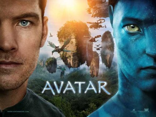 Image of Avatar - Movie Poster - 27 x 40