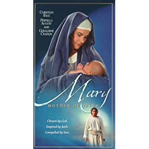 Amazon.com: Mary Mother of Jesus [VHS]: Christian Bale, Pernilla ...