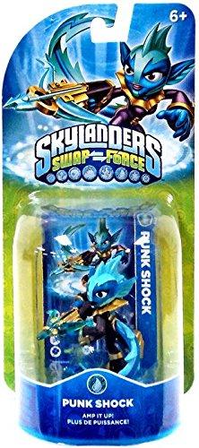 Skylanders SWAP FORCE Figure Punk Shock - 1