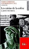 echange, troc Marie-Christine Lemardeley-Cunci - Marie-Christine Lemardeley-Cunci commente Les raisins de la colère de John Steinbeck