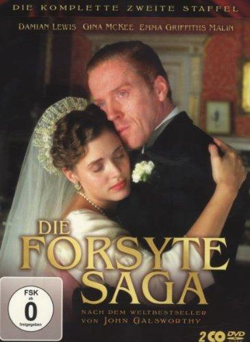 Die Forsyte Saga - Die komplette zweite Staffel [2 DVDs]