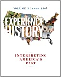 img - for Experience History Vol 2: Since 1865 book / textbook / text book