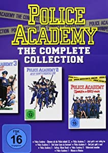 Police Academy - The Complete Collection [7 DVDs]