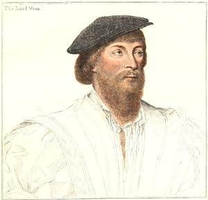 Amazon.com: HOLBEIN-HENRY VIII COURT: Thomas, Lord Vaux of Harwedon