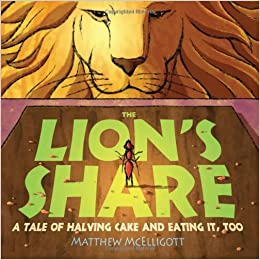 the lion share