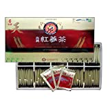 Korean Red Ginseng Tea 3g x 100 Packets, Ginseng Tea, Made in Korea - 6 Year Roots