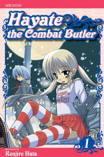 Hayate Combat Butler 1: v. 1