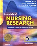 img - for Essentials of Nursing Research: Methods, Appraisal, and Utilization book / textbook / text book