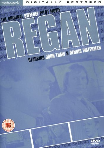 Regan - The Original Sweeney Pilot Movie [DVD]