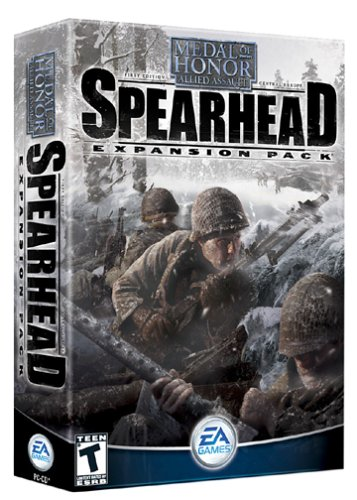 Spearhead Expansion Pack (Medal Of Honor Allied Assault) - Pc front-709316