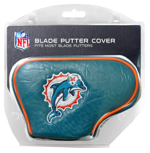 NFL Miami Dolphins Blade Putter Cover (Golf Blades compare prices)