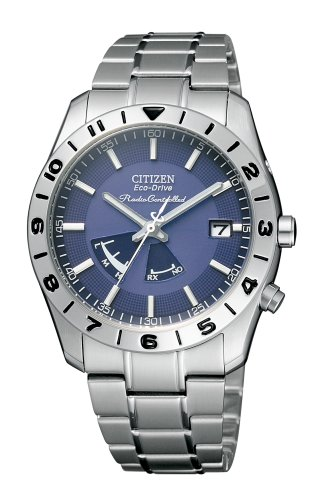 CITIZEN (シチズン) 腕時計 ALTERNA オルタナ Eco-Drive エコ・ドライブ 電波時計 VO10-6582H メンズ