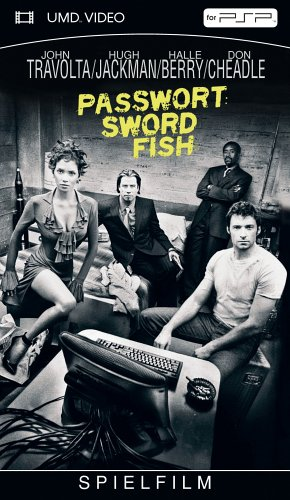 Passwort: Swordfish [UMD Universal Media Disc]
