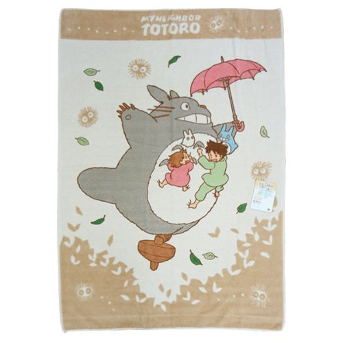 Totoro Totoro NAP bucket towel ( sky walk ) TK020