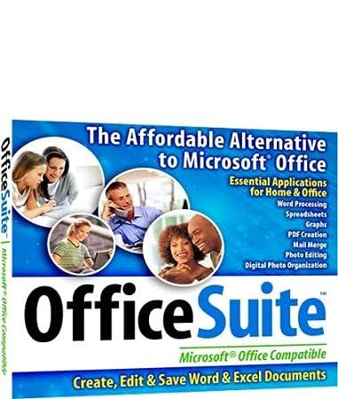 Office Suite (Jewel Case)