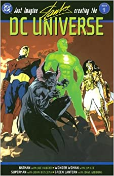 Amazon.com: Just Imagine Stan Lee Creating the DC Universe - Book 01