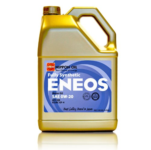 How To Eneos Eno0w20gallon Case 0w 20 Synthetic Motor