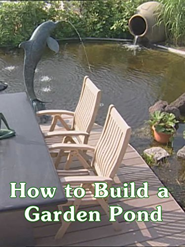 How to Build a Garden Pond on Amazon Prime Video UK