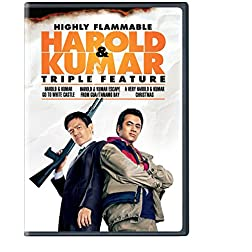 Harold & Kumar Go to White Castle/ Harold and Kumar Escape from Guantanamo Bay/ A Very Harold & Kumar Christmas