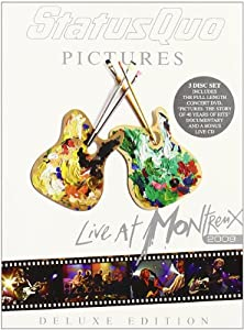 Status Quo - Pictures - Live At Montreux 2009 [3 DVDs] [UK Import]