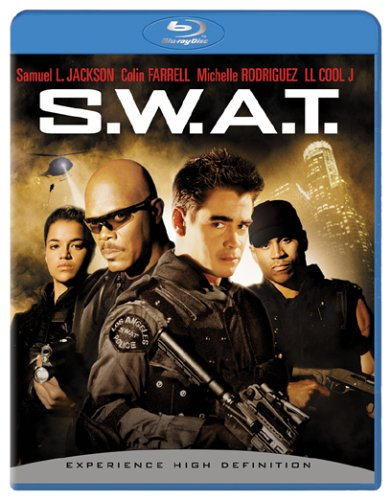 Cover art for  S.W.A.T. [Blu-ray]