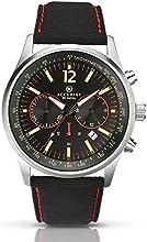 Comprar Accurist 7068.01 - Reloj de cuarzo para hombres, color negro